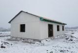 Moderní stavba Holešov