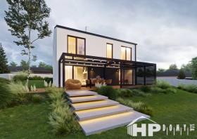 Patrový dům 5+kk, HP140