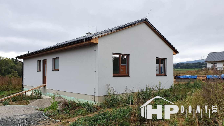Novostavba HP90B Hrabišín