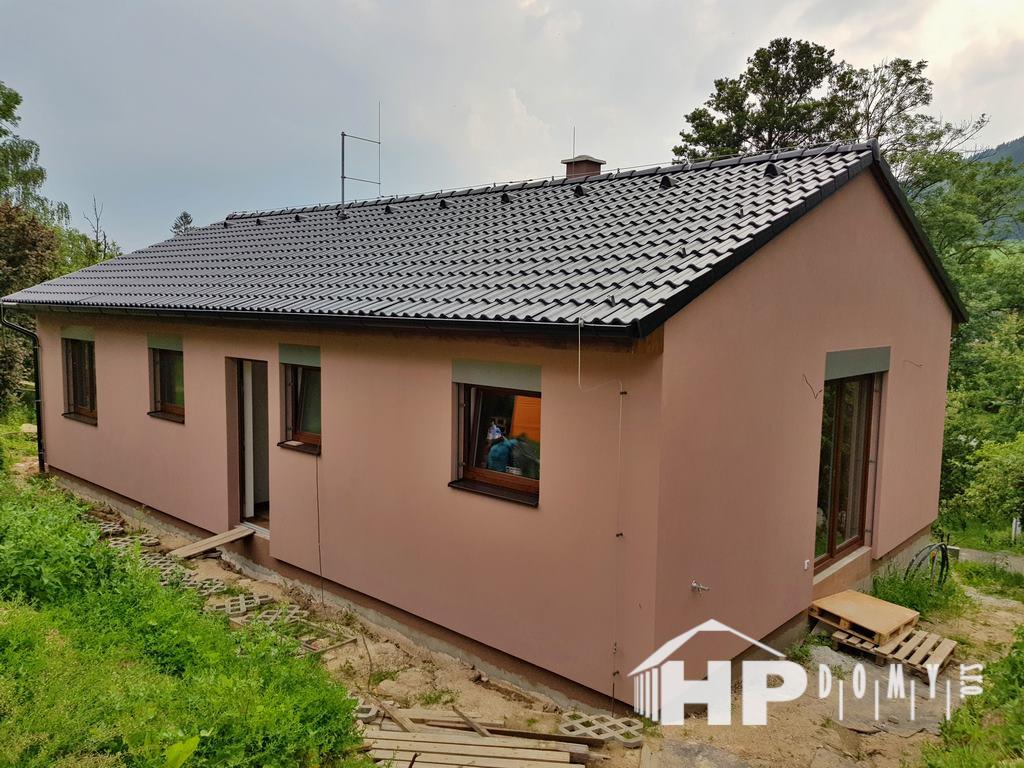 Novostavba HP90 Horní Temenice