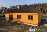 Moderní dřevostavba Písková Lhota